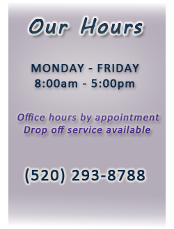 Desert Hills Pet Clinic Office Hours